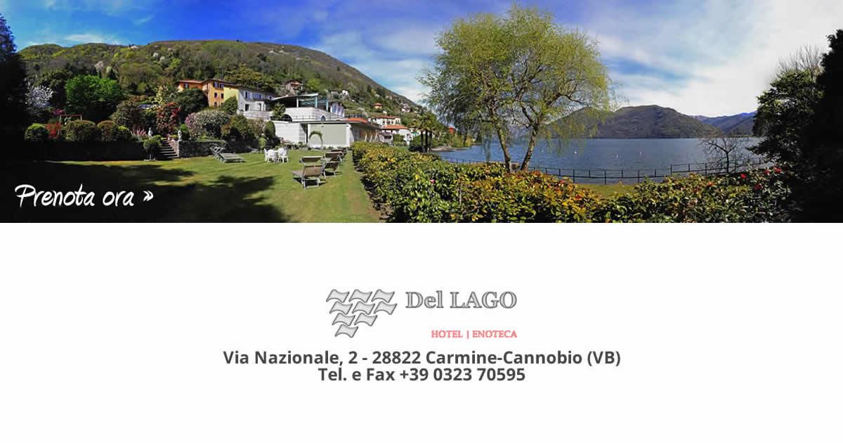 Sind Sie auf der Suche nach einem Hotel am Lago Maggiore? Kontakt zum Hotel Del Lago in Cannobio